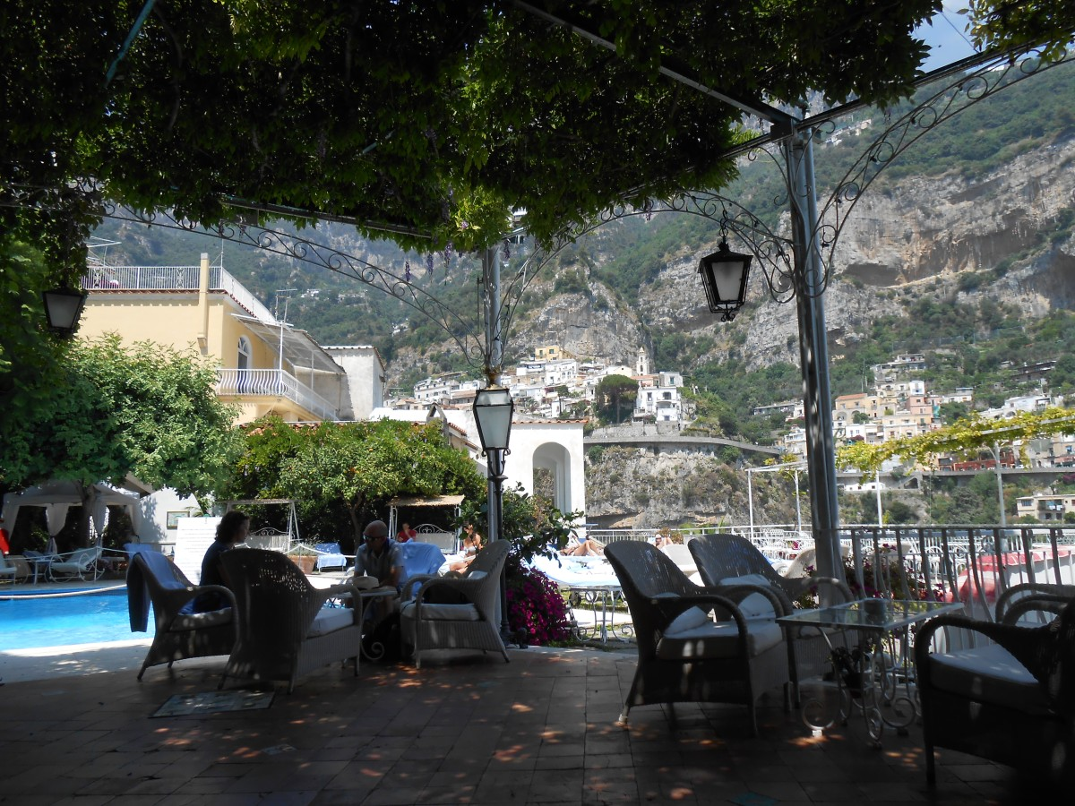 Three favorite summer drinks from Positano